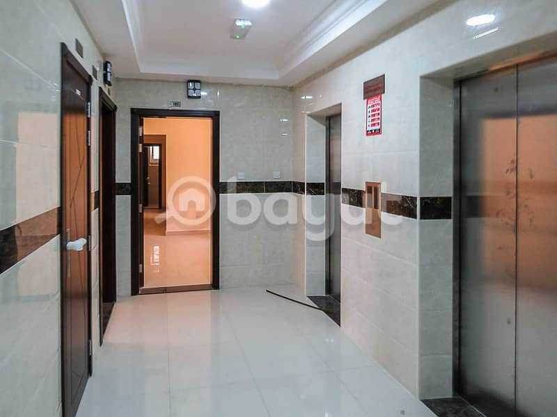 2 Flat for rent in Al Nabba area