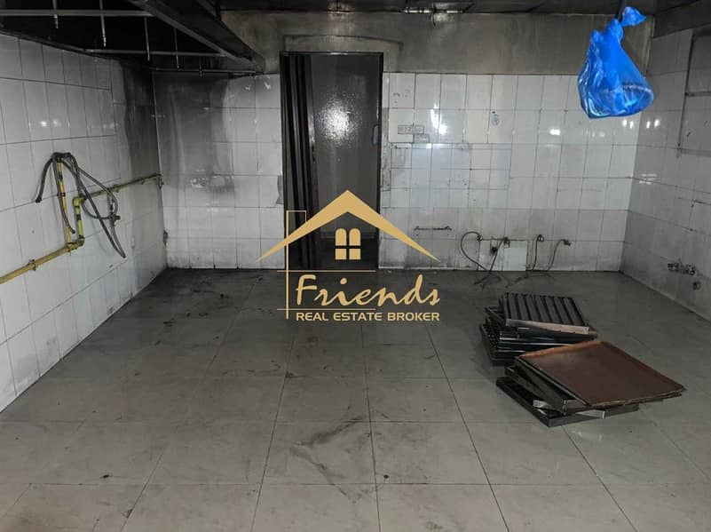 10 READY RESTAURANT FOR RENT IN GREECE CLUSTER Aed60000/-YEARLY