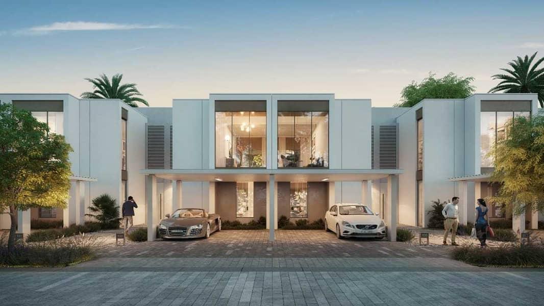 2 3BR Townhouse | Al-Ain Road | 50-50 Payment Plan