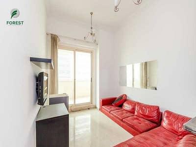1 Bedroom Apartment for Rent in Dubai Marina, Dubai - Well Maintained | 1BR with Balcony | Mid Floor