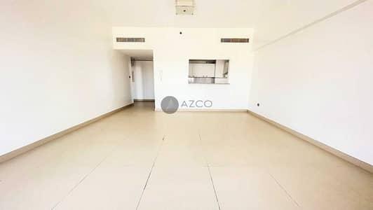شقة 1 غرفة نوم للايجار في قرية جميرا الدائرية، دبي - مبرد مجاني | مع أدوات المطبخ | حديث