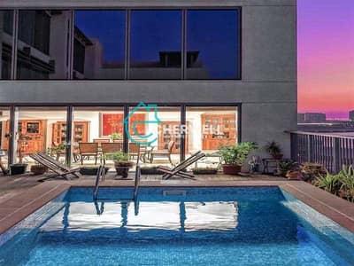 فیلا 6 غرف نوم للبيع في شاطئ الراحة، أبوظبي - 6BR | Sea View | Luxurious Podium Villa With Pool