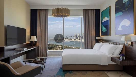 2 Bedroom Flat for Sale in Dubai Media City, Dubai - Arabian Gulf View I 05 Yrs P. Plan I Superb Quality