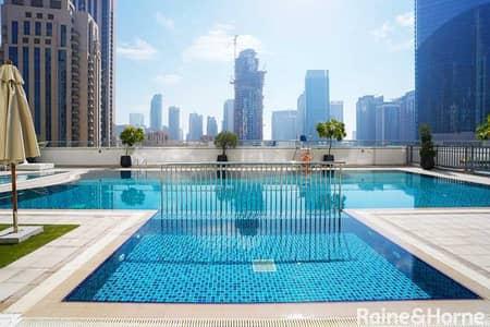شقة 3 غرف نوم للبيع في وسط مدينة دبي، دبي - Canal Views | Spacious and Bright | Balcony