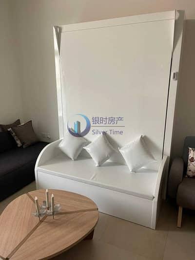 فلیٹ 1 غرفة نوم للايجار في الفرجان، دبي - Pool View | Big Terrace | Upgraded Feature 2BR