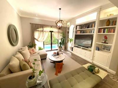 4 Bedroom Villa for Sale in Mudon, Dubai - Fully Upgraded I Private Pool I Garden I Maid's Rm