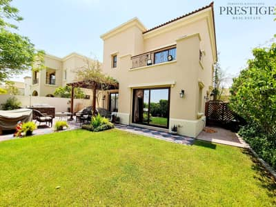 فیلا 4 غرف نوم للبيع في المرابع العربية 2، دبي - Type 2  Single Row   Vacant On Transfer