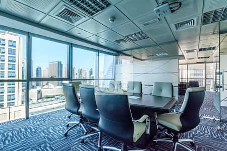 مکتب  للبيع في أبراج بحيرات الجميرا، دبي - 7% ROI Value   Fitted   Tenanted   Investor Deal