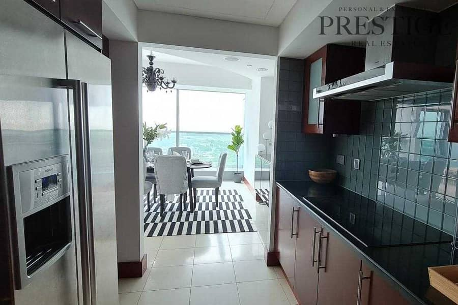 2 3 beds | Brand New Furnished | world trade center