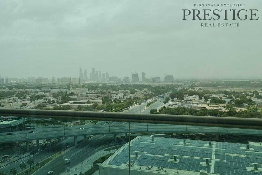 23 3 beds | Brand New Furnished | world trade center