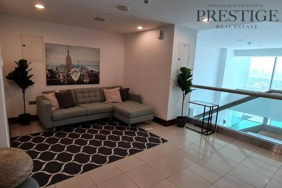 3 beds | Brand New Furnished | world trade center
