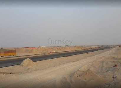 ارض صناعية  للبيع في جبل علي، دبي - CORNER VILLA LAND OPPOSITE TO PARK AT JEBAL ALI HILLS