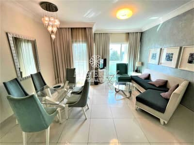 3 Bedroom Apartment for Rent in Downtown Dubai, Dubai - Luxury Furnished 3BR | Spacious Layout | 4 Cheques