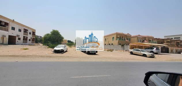 Plot for Sale in Al Mowaihat, Ajman - HOT OFFER 1 ! 1000 SQF COMMERCIAL PLOT FOR SALE INFRONT OF AJMAN ACADEMY