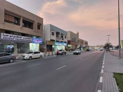 Shop for Rent in Al Manakh, Sharjah - Big Shop For Rent near Mobile Square on main road. . . . . . . .