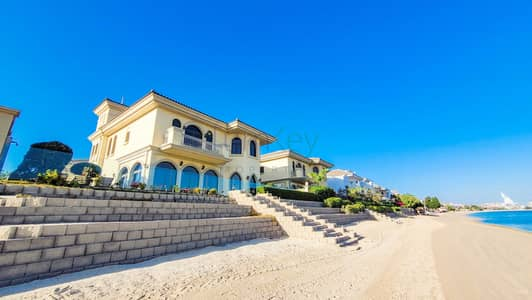 4 Bedroom Villa for Rent in Palm Jumeirah, Dubai - Upgraded 4 Bed Atrium Entry I Vacant Soon