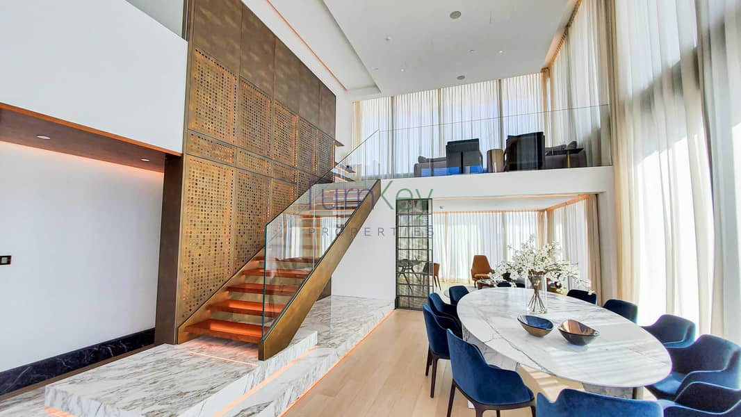 Massive 4 Bed Penthouse with top finishes in Dubai