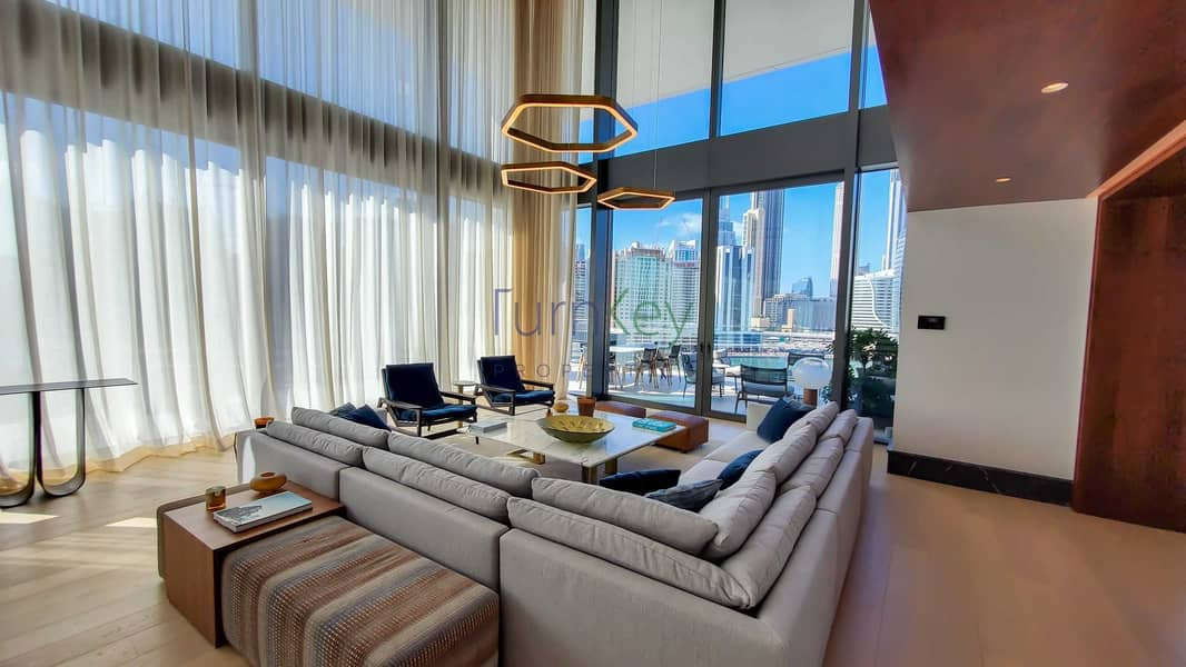 2 Massive 4 Bed Penthouse with top finishes in Dubai