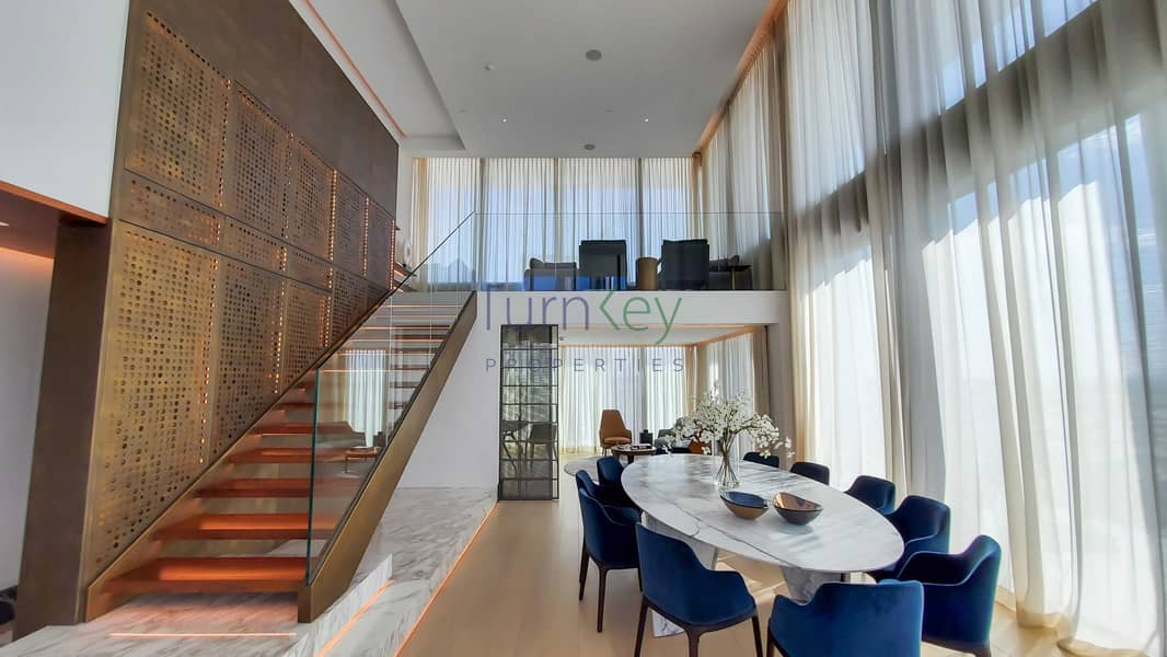 19 Massive 4 Bed Penthouse with top finishes in Dubai