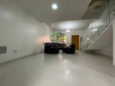 تاون هاوس 4 غرف نوم للبيع في قرية جميرا الدائرية، دبي - Community View   4 Bed + Maid   Iris Park