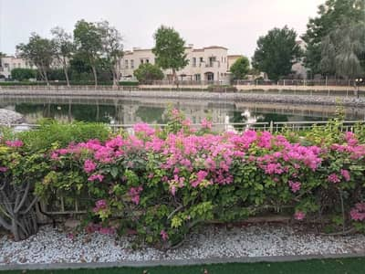 3 Bedroom Villa for Rent in The Springs, Dubai - Spring 3 bedroom + maid with Beautiful Lake view @ 170k