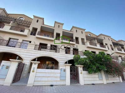 4 Bedroom Townhouse for Rent in Jumeirah Village Circle (JVC), Dubai - Biggest layout 4 B/R Townhouse in Iris Park