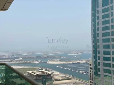 فلیٹ 4 غرف نوم للبيع في دبي مارينا، دبي - 100% Full Sea View 4 Beds + Maids I Higher Floor