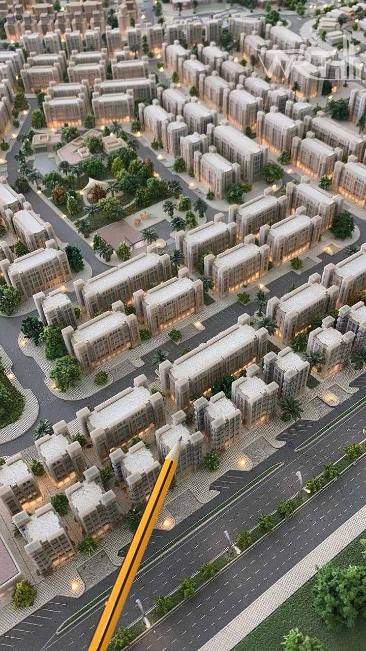 2 Lands for sale in Tilal city