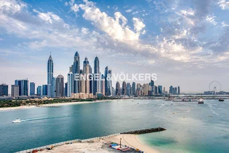 2 Luxurious   Sea/Marina Views   Private Elevator