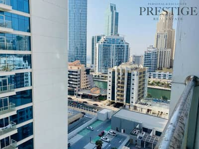 فلیٹ 1 غرفة نوم للبيع في دبي مارينا، دبي - Exclusive 1 bed  For Sale  Vacant