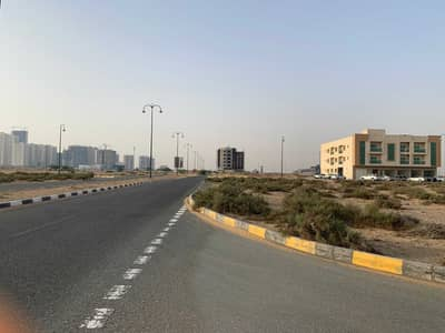 Plot for Sale in Al Ameera Village, Ajman - Commercial Residential  land 10,000 F in the Al Ameera Village - Ajman