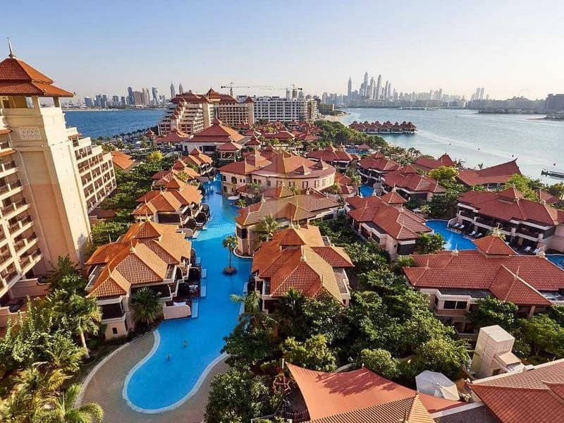 2 Lagoon View   Fully Furnished   Beach Access   Luxury Anantara Residences