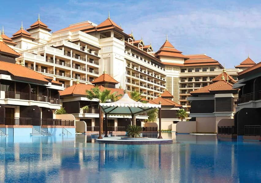 11 Lagoon View   Fully Furnished   Beach Access   Luxury Anantara Residences