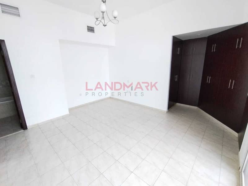 Spacious 2 BR Apartment I Higher Floor I With Big Balcony