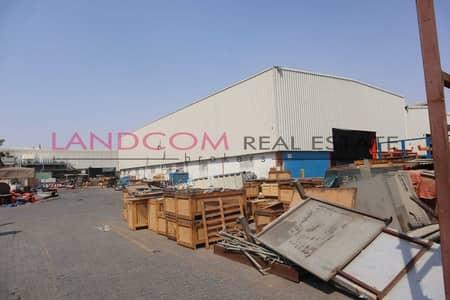 مصنع  للبيع في القصيص، دبي - FACTORY FOR SALE | PRIME LOCATION AL QUSAIS