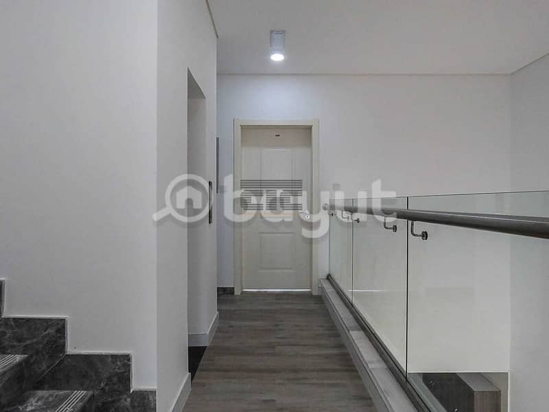 15 2% DLD Waiver Brand New Villa in JVC with Elevator
