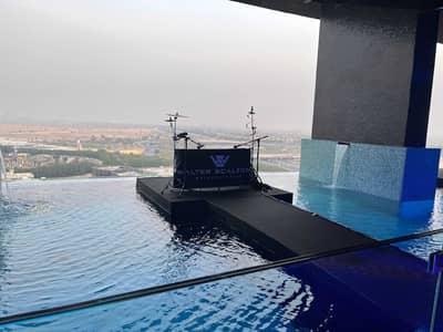 Studio for Rent in Arjan, Dubai - B. New Fully Furnished studio Miracle Residence