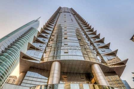 مکتب  للبيع في أبراج بحيرات الجميرا، دبي - Office for sale   7% ROI   Lake view   Fitted