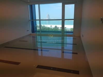 3 Bedroom Apartment for Rent in Al Khalidiyah, Abu Dhabi - Full Sea View!! 3 Bed+maids-room with gym