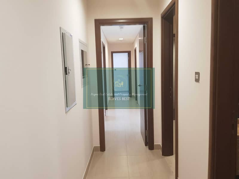 10 Full Sea View!! 3 Bed+maids-room with gym