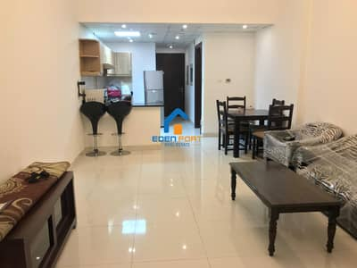 1 Bedroom Flat for Sale in Dubai Sports City, Dubai - Canal View One Bedroom Fully Furnished Apartment