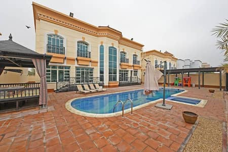 Beautiful 5 bed family home with swimming pool