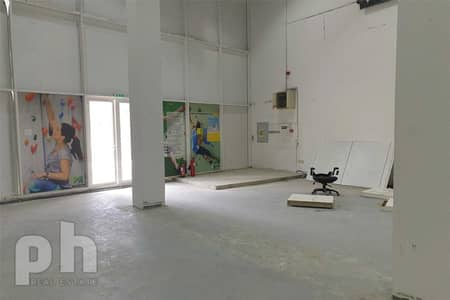 Shop for Rent in Business Bay, Dubai - Nice Retail Shop   Fitted   Business Bay