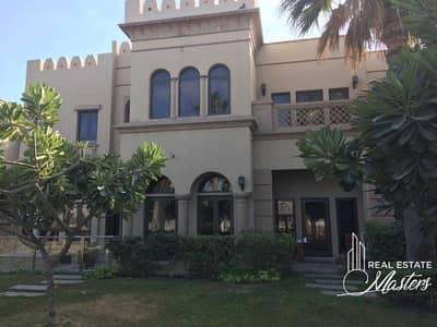 3 Bedroom Villa for Sale in Palm Jumeirah, Dubai - Amazing Semi furnished Villa  Near Atlantis  Hotel