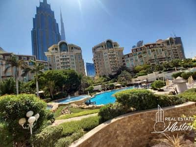 2 Bedroom Flat for Rent in DIFC, Dubai - Lavish Green Community    2 Months Free