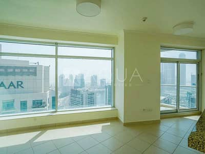 1 Bedroom Flat for Rent in Downtown Dubai, Dubai - Managed Property   High Floor   Balcony