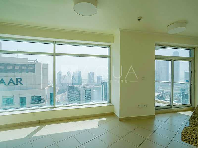 Managed Property   High Floor   Balcony