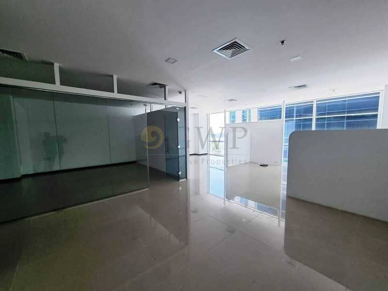 Open Layout| Lower Floor| 4 Parking Space|Vacant