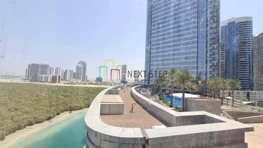 شقة 2 غرفة نوم للايجار في جزيرة الريم، أبوظبي - Perfect Priced 2 Master Bedroom with Balcony Full Mangrove View l Laun
