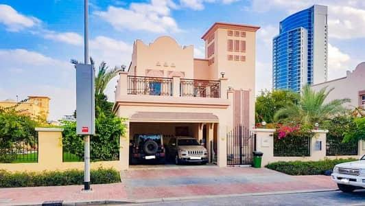 فیلا 2 غرفة نوم للبيع في مثلث قرية الجميرا (JVT)، دبي - Large 2 Bedroom+Maid - JVT District 2 - Tenanted